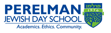 PerelmanJewish Day School logo